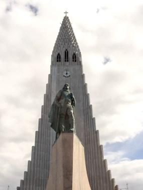 Kathedrale von Reykjavik