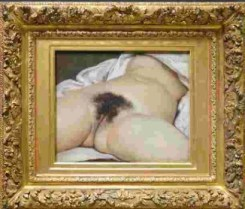 Gustave Courbet, et son incitation au cunnilingus