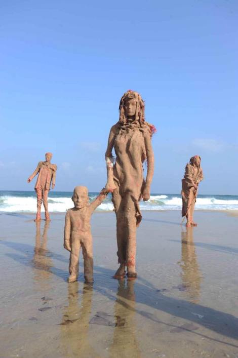 gazze heykel 7