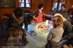 Atelier de coloriage pour les enfants