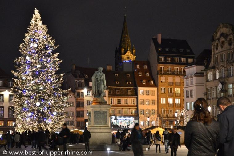 Place Kleber à Strasbourg