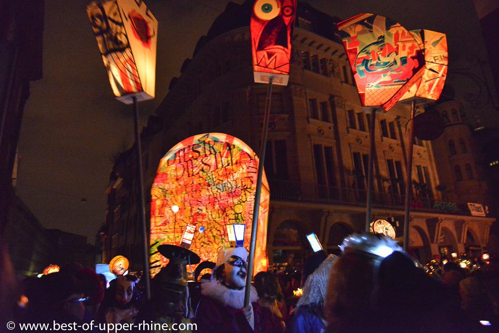 Carnaval - une tradition très ancienne dans la vallée du Rhin
