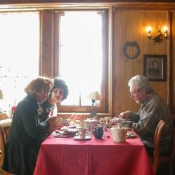Restaurant du Clos de la Garenne à Saverne, Alsace.
