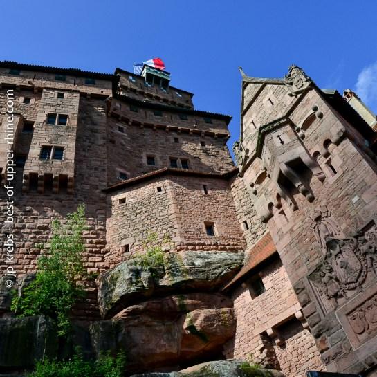 Murailles du Haut-Koenigsbourg
