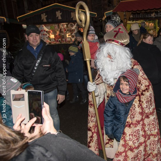 Saint Nicolas à Sélestat