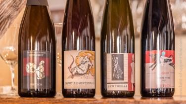 Vins naturels du domaine Rietsch