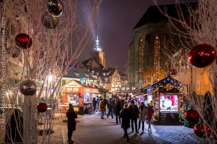 Le marché de Noël des Dominicains à Colmar