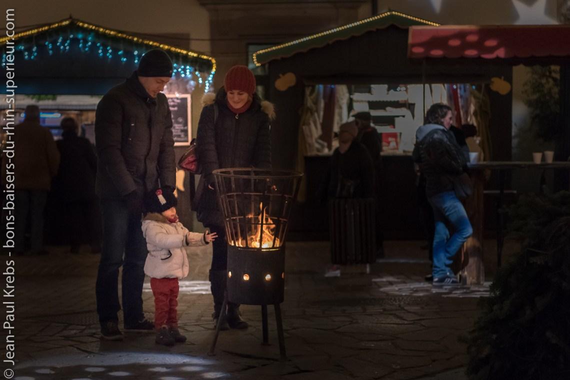 Le marché de Noël de Sélestat