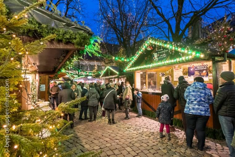Freiburg-im-Breisgau Marché de Noël