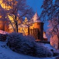 Escapades hivernales en Alsace et vallée du Rhin