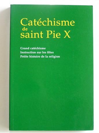Catéchisme De Saint Pie X : catéchisme, saint, Saint, Catéchisme