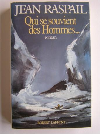 Qui Se Souvient Des Hommes : souvient, hommes, Raspail, Souvient, Hommes...