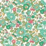 tissus-liberty-fleurs-vert