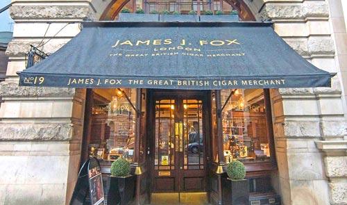 cigares-james-fox