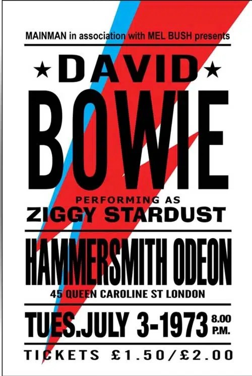 Bowie-odeon