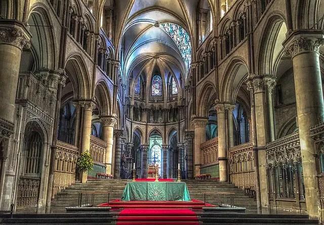 Canterbury-abbaye