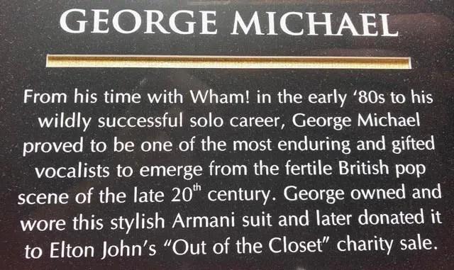 George-Michael-hard-rock-cafe-londres