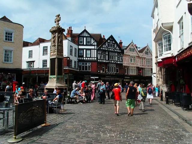 Canterbury-sun-street