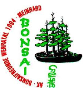 25 Jahre Bonsaifreunde Werratal