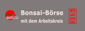 5te Bonsai-Börse