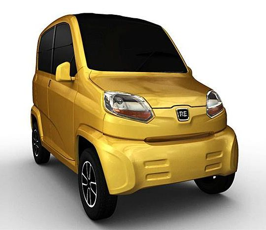 Bajaj-RE60-Urban-City-Car-1