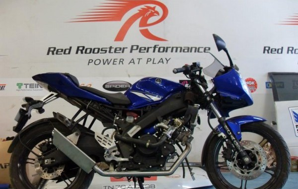 Yamaha-Red-Rooster-Turbocharger-600x450