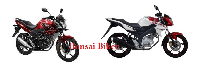 CB 150 vs V-ixion