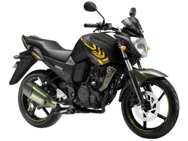 Yamaha-FZ-S-Battle-Green