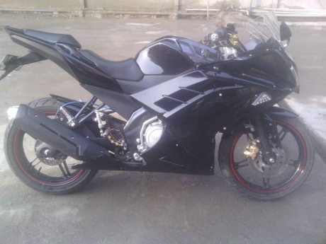 V-ixion Pake Fairing New Ninja 250