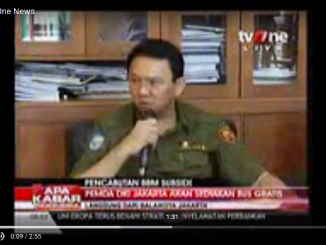 ahok vs tv one