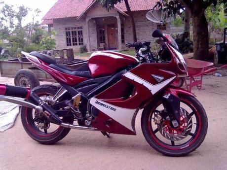 Modifikasi V-ixion