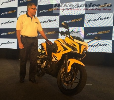 Bajaj-Pulsar-RS200-Launch