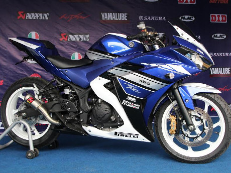 yamaha-r25-Special Edition