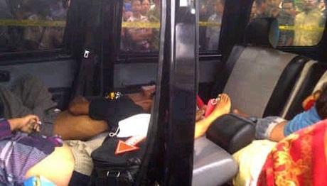 meninggal tidur dalam mobil