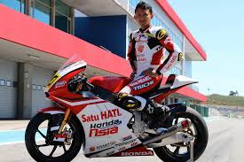 Pebalap AHM, Dimas Ekky Bakal Terjun di Moto2 CEV Spanish