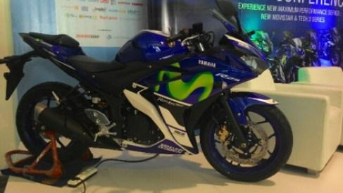 R 25 Livery Moviestar MotoGP