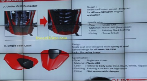 Accesories -new-CBR150-2016-grill-protector