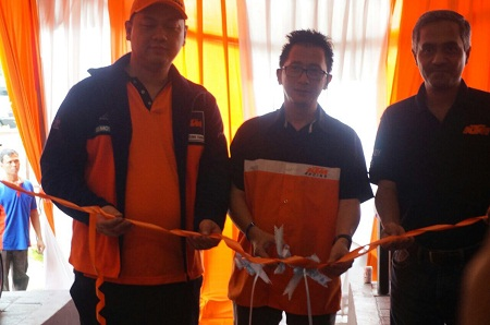 Launching Dealer Ktm Kebun Jeruk-Jaksel