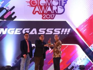 CBR250RR sabet gelar Biker Of The year 2017