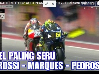 Vidio Full Race GP Austin Amerika 2017