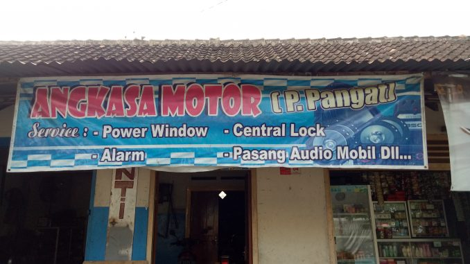 power window magetan