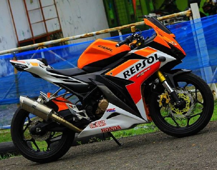 Data Aisi April 2018 Kelas Sport Fairing 150