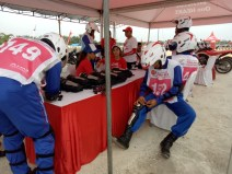 Mega Gallery Foto The 12th Astra Honda Safety Riding Instructor Competition (AH-SRIC) 2018 Day 1 (1)