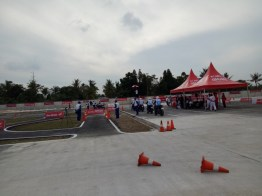 Mega Gallery Foto The 12th Astra Honda Safety Riding Instructor Competition (AH-SRIC) 2018 Day 1 (17)