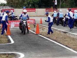Mega Gallery Foto The 12th Astra Honda Safety Riding Instructor Competition (AH-SRIC) 2018 Day 1 (18)