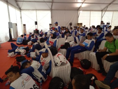 Mega Gallery Foto The 12th Astra Honda Safety Riding Instructor Competition (AH-SRIC) 2018 Day 1 (29)