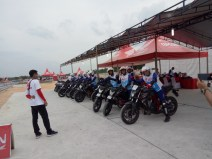 Mega Gallery Foto The 12th Astra Honda Safety Riding Instructor Competition (AH-SRIC) 2018 Day 1 (3)