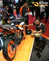 Photo KTM RC dan Duke di Acara GIIAS 2018 (3)