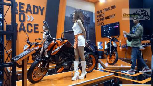 Photo KTM RC dan Duke di Acara GIIAS 2018 (31)