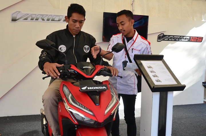 Honda Matic Premium Day 2018